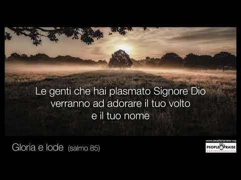 Peopleinpraise - Gloria e lode (Meditation&Worship)