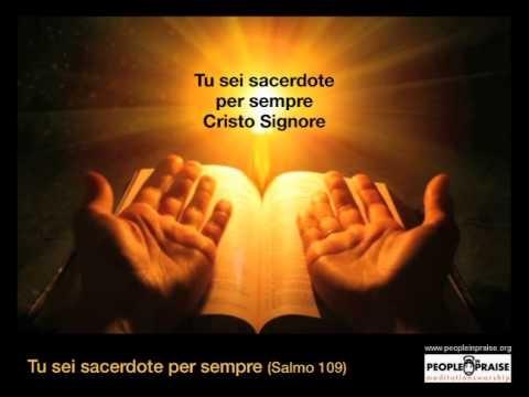 Peopleinpraise - Tu sei sacerdote per sempre (Meditation&Worship)
