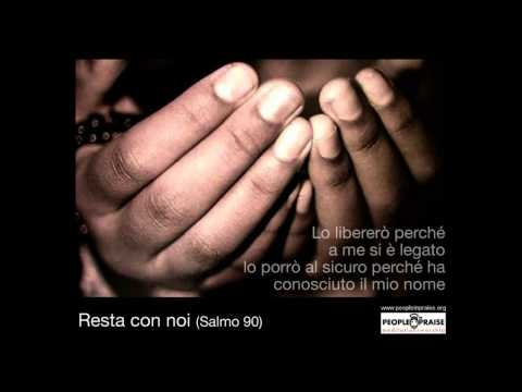 People In Praise - Resta con noi (Meditation&Worship)