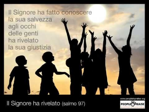 Peopleinpraise - Il Signore ha rivelato (Meditation&Worship)