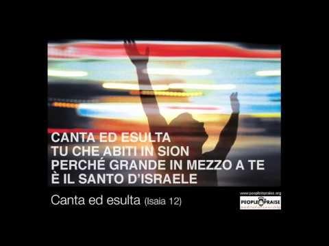 Peopleinpraise - Canta ed esulta (Meditation&Worship)