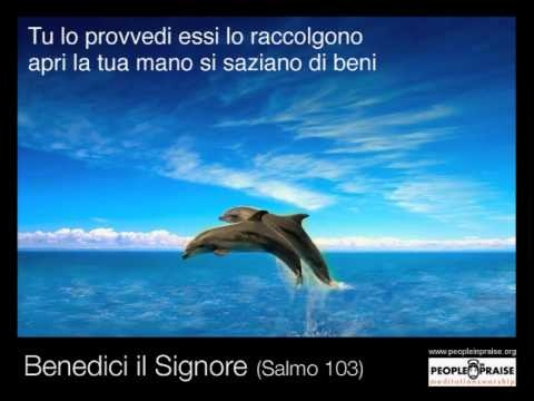People In Praise - Benedici il Signore (Meditation&Worship)