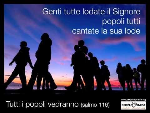 Peopleinpraise - Tutti i popoli vedranno (Meditation&Worship)
