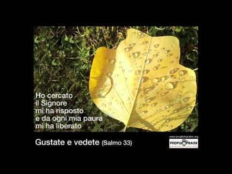 People In Praise - Gustate e vedete (Meditation&Worship)