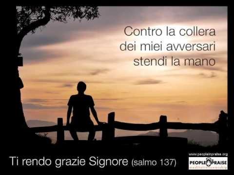 Peopleinpraise - Ti rendo grazie Signore (Meditation&Worship)