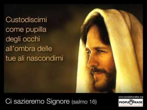 Peopleinpraise - Ci sazieremo Signore (Meditation&Worship)