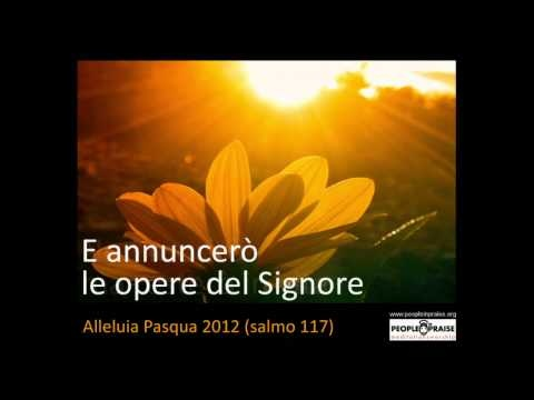 People In Praise - Alleluia rendete grazie (Meditation&Worship)