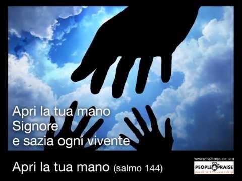 Peopleinpraise - Apri la tua mano (Meditation&Worship)