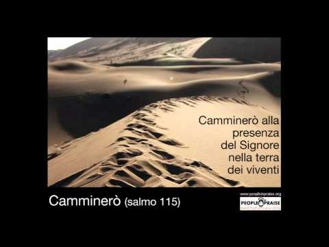 People In Praise -  Camminerò (Meditation&Worship)