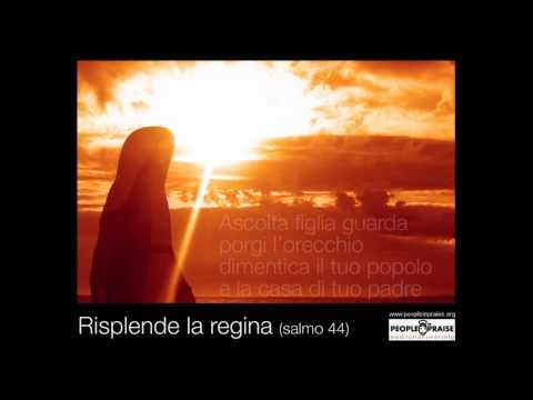People In Praise - Risplende la regina (Meditation&Worship)