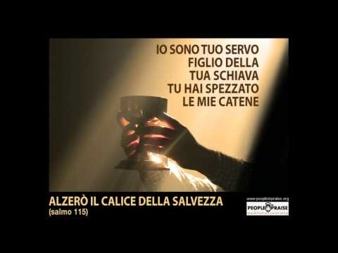 People In Praise - Alzerò il calice della salvezza (Meditation&Worship)