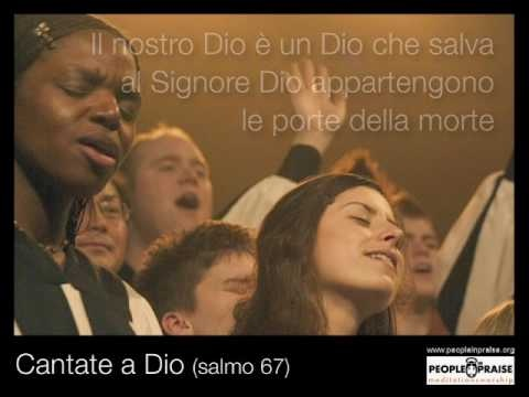 Peopleinpraise - Cantate a Dio (Meditation&Worship)
