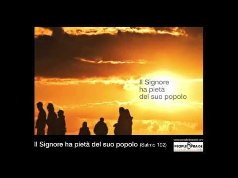 People In Praise - Il Signore ha pietà del suo popolo (Meditation&Worship)