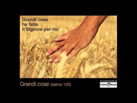 Peopleinpraise - Grandi cose (Meditation&Worship)