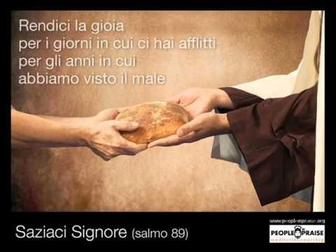 Peopleinpraise - Saziaci Signore (Meditation&Worship)