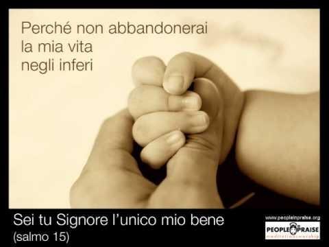 Peopleinpraise – Sei tu Signore l'unico mio bene (Meditation&Worship)