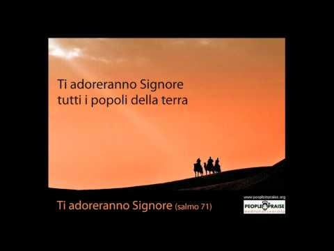 People In Praise - Ti adoreranno Signore (Meditation&Worship)